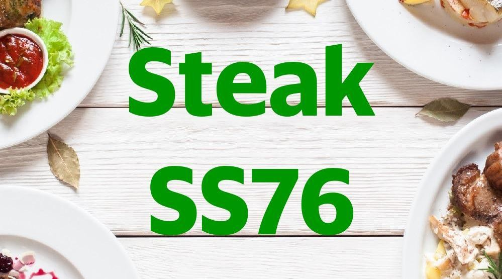 Menu & Review Steak SS76 - Harjamukti - Depok 2