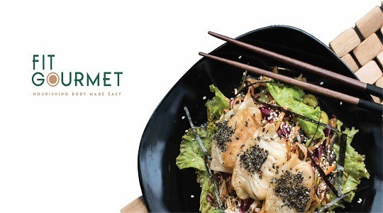 Menu & Review Fit gourmet - Cideng - JKT.C-GAMBIR