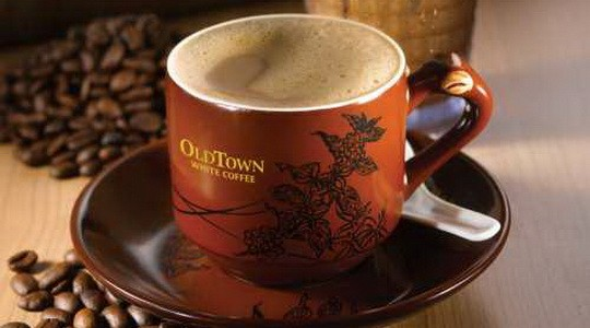 Menu & Review OldTown White Coffee - Terminal 3 Food Court - Jakarta