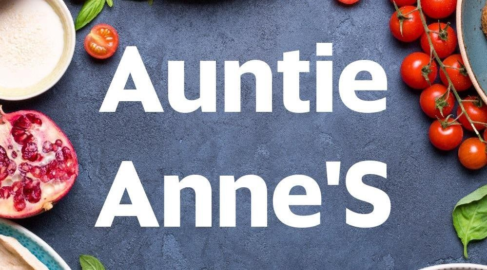 Menu & Review Auntie Anne's - AEON JGC