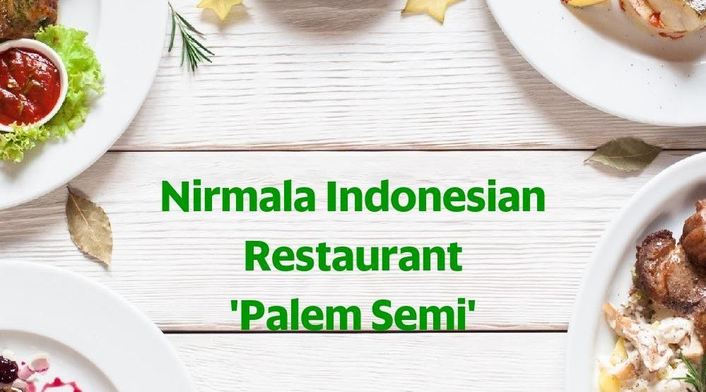 Menu & Review Nirmala Indonesian Restaurant - Panunggangan Barat - Cibodas