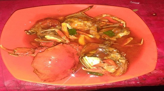 Menu & Review Sea Food Ajeng - Ujung Menteng