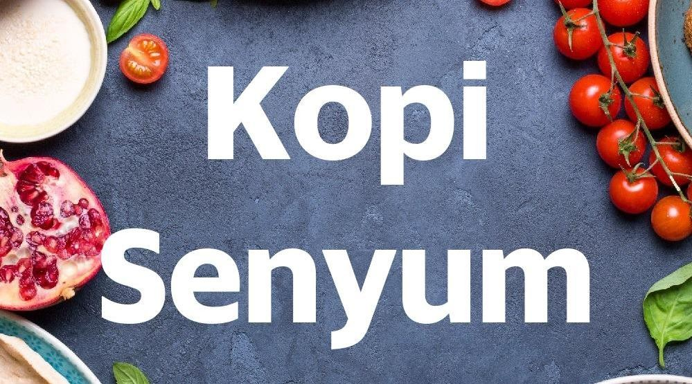 Menu & Review Kopi Senyum - Pademangan