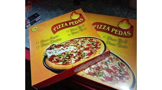 Menu & Review Pizza Pedas Mozzarella Cheese - Cipayung