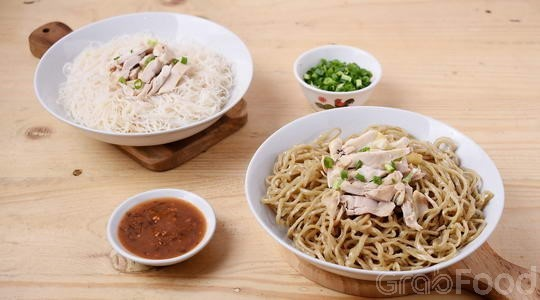 Menu & Review Bakmi Ayam Alok - Pluit Village