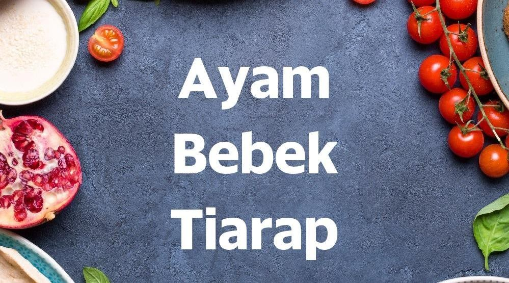 Menu & Review Ayam Bebek Tiarap - Cawang