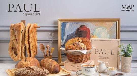 Menu & Review Paul Bakery - Plaza Indonesia