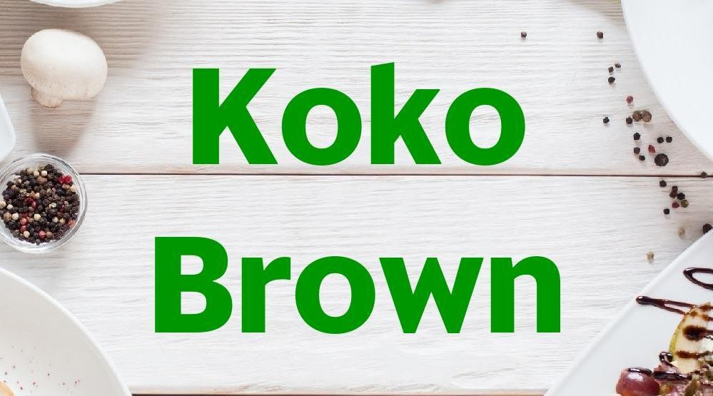 Menu & Review Koko Brown - Moi Kelapa Gading