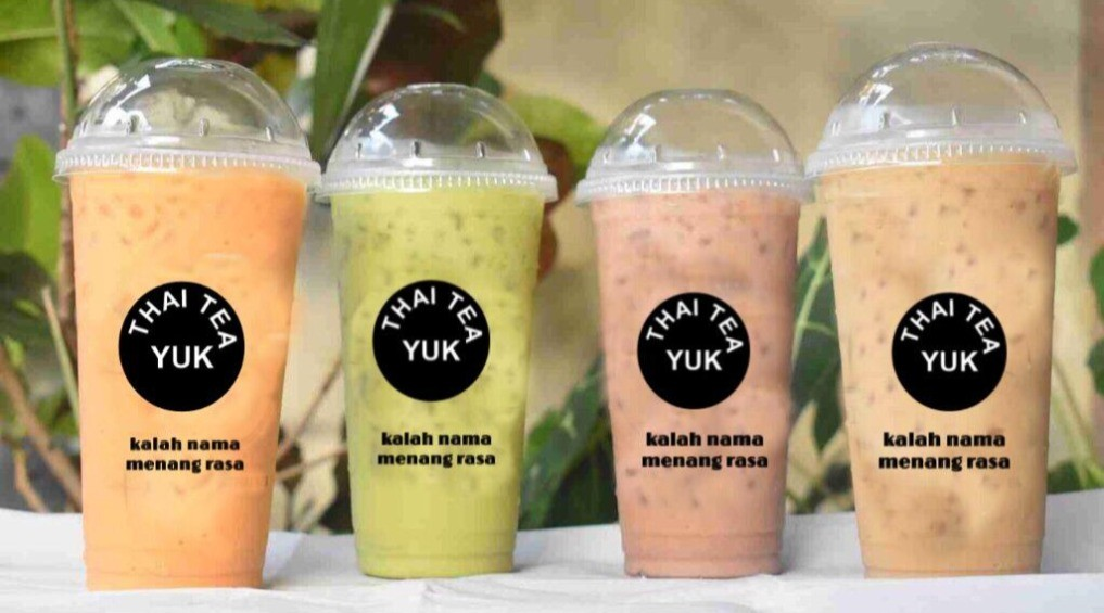 Menu & Review Thaitea Yuk - Warakas