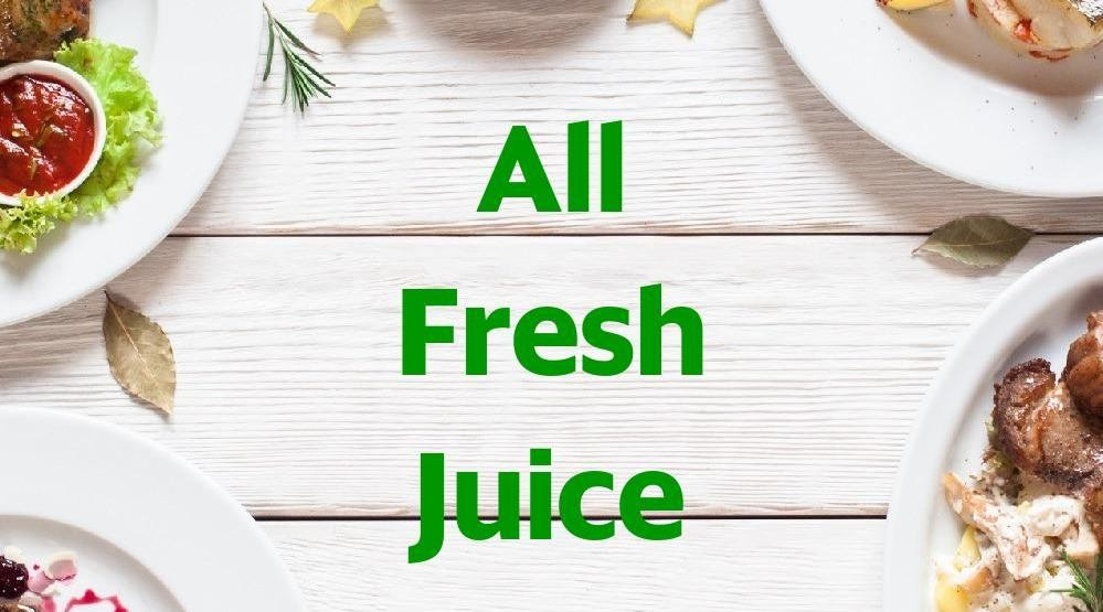 Menu & Review All Fresh Juice - Sawangan - Depok I