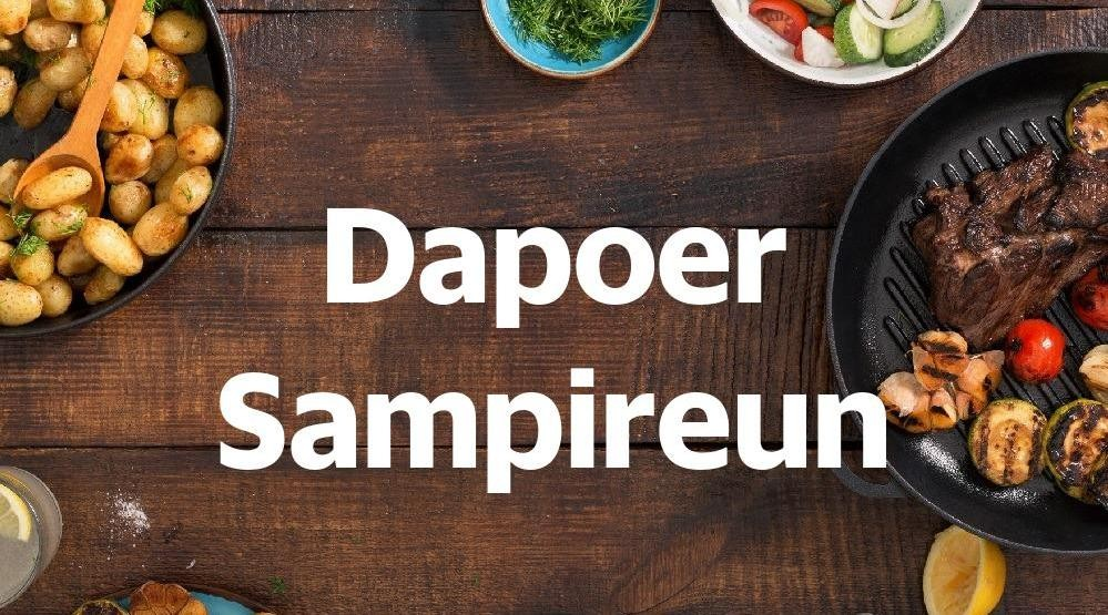 Menu & Review Dapoer Sampireun - Klapanunggal - Bogor 4 (Puncak Area)