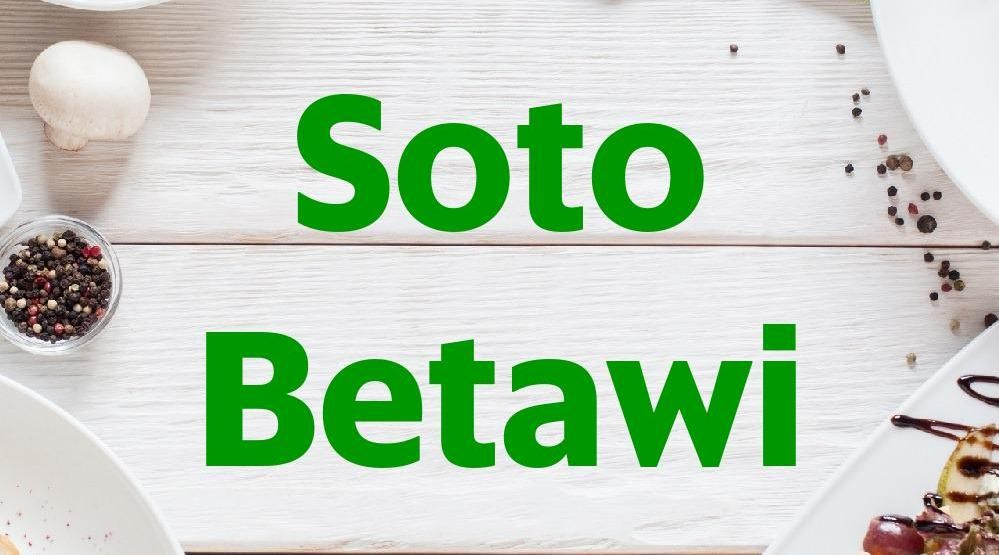 Menu & Review Soto Betawi - Ancol