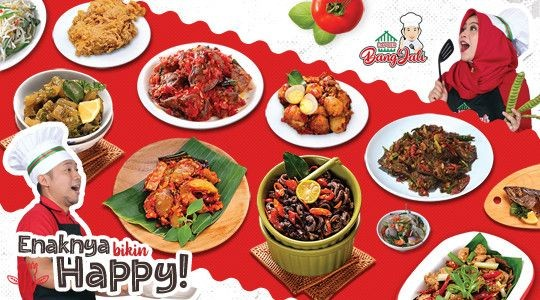 Menu & Review Dapoer Bang Jali - Pondok Gede