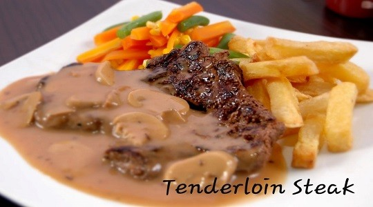 Menu & Review Aya Steak - Sunter