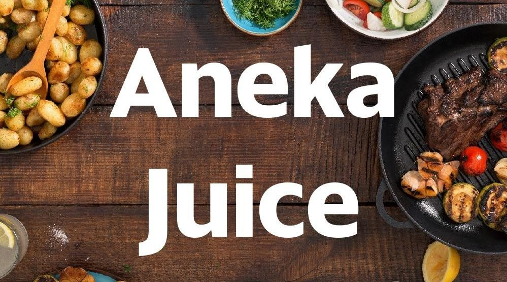 Menu & Review Aneka Juice - Kenari