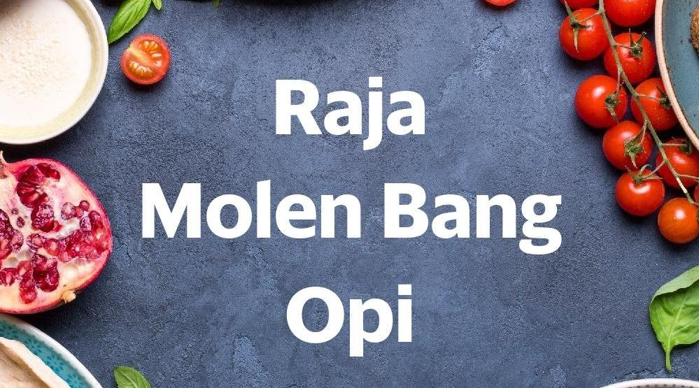 Menu & Review Raja Molen Bang Opi - Kelapa Gading
