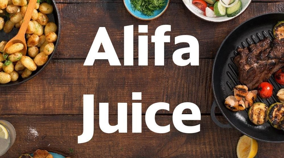 Menu & Review Alifa Juice - Cilodong - Cilodong