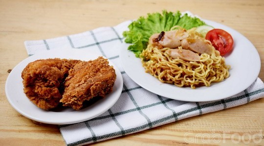 Menu & Review Fried Chicken Geprek Gian - Cempaka Putih Timur - JKT.C-CEMPAKA PUTIH