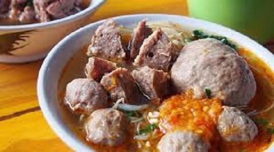 Menu & Review Bakso Chef H Fadjar - Bojong Rawalumbu - BKS - RAWALUMBU