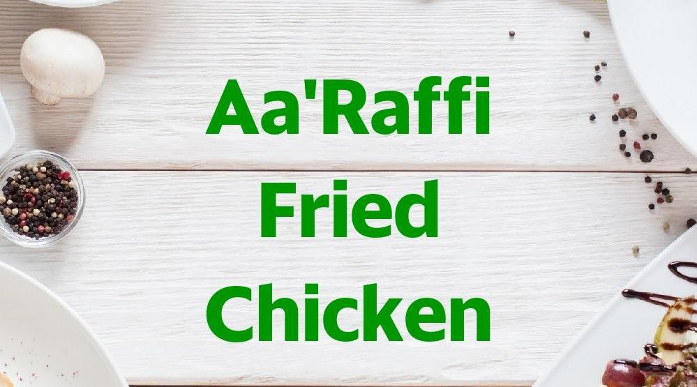 Menu & Review Aa'Raffi Fried Chicken - Mekar Jaya - Depok 2