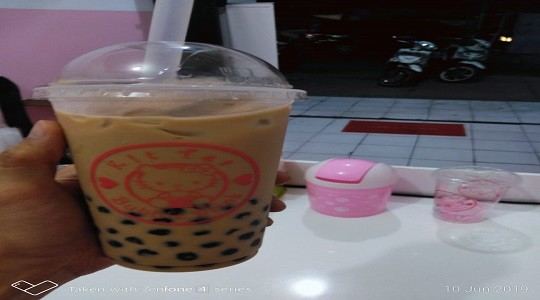 Menu & Review KitTea Bubble Drink - Jatiwaringin - Bekasi I