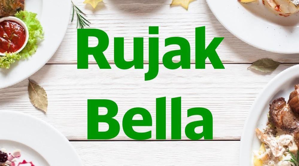 Menu & Review Rujak Bella - Pluit