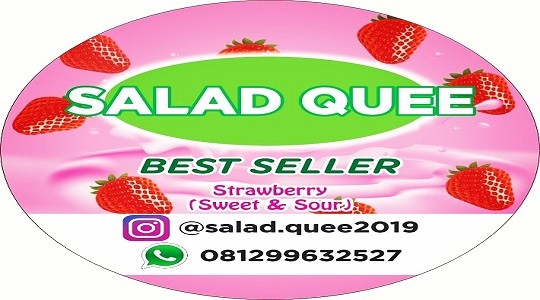 Menu & Review Salad Quee 'Salad Buah Yogurt' - Tanjung Priok