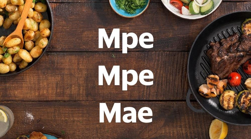 Menu & Review Mpe Mpe Mae - Gang Akik