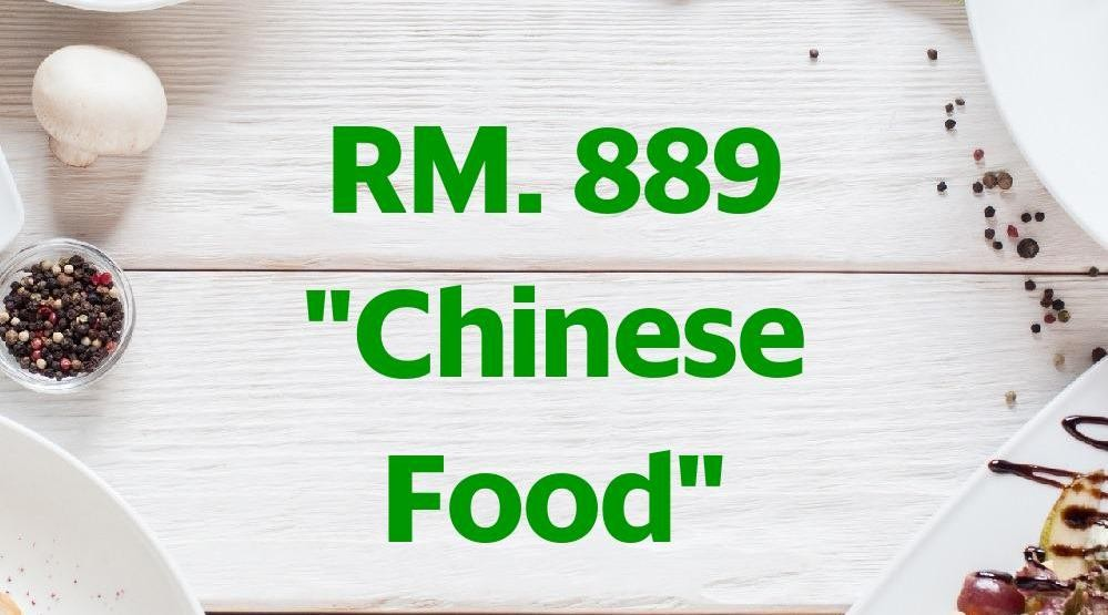 "Menu & Review RM. 889 ""Chinese Food"" - Margahayu - Bekasi 2"
