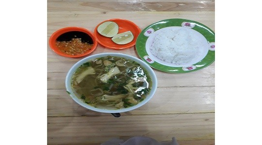 Menu & Review Soto Kudus Bunda Hana - Cililitan