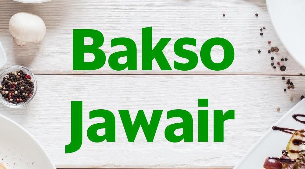 Menu & Review Bakso Jawair - Duri Pulo