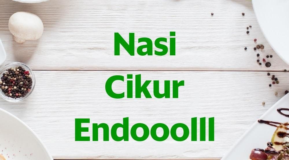 Menu & Review Nasi Cikur Endooolll - Cinere - Cinere