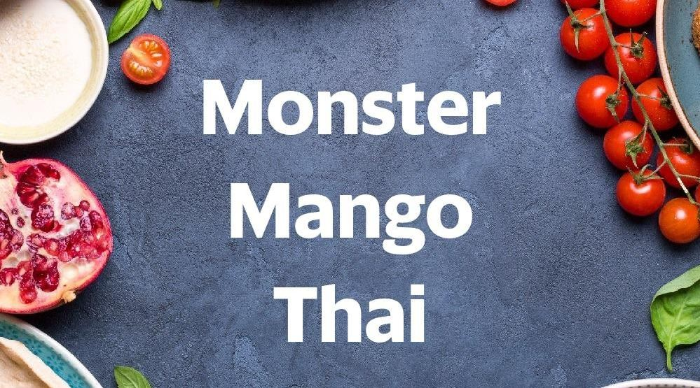 Menu & Review Monster Mango Thai - Pondok Labu
