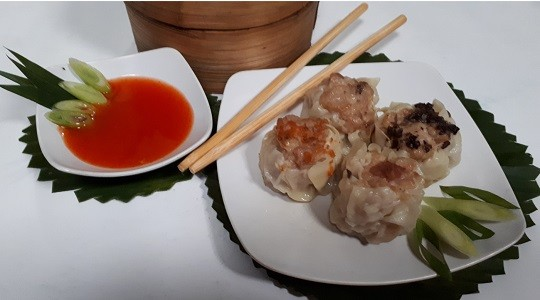 Menu & Review May Dimsum - Gedong