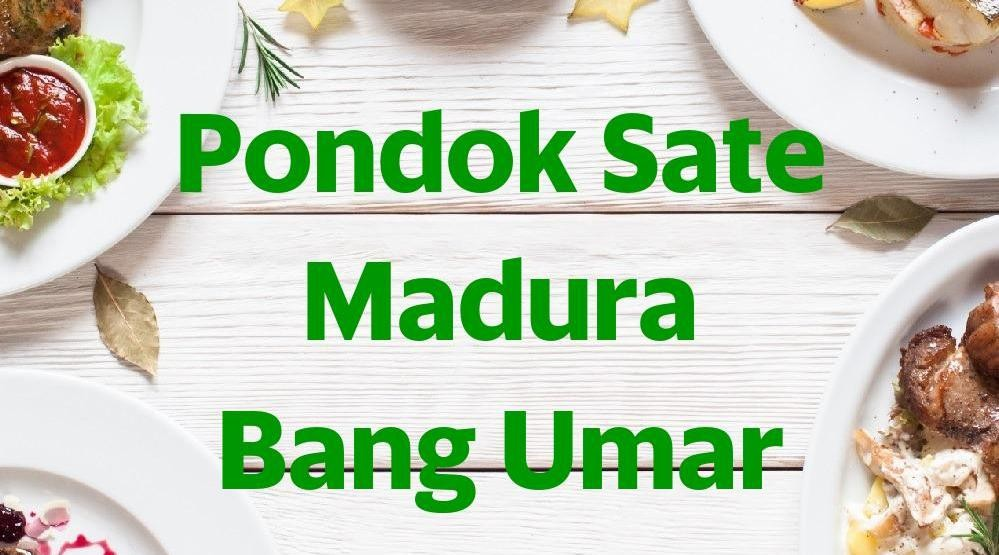 Menu & Review Pondok Sate Madura Bang Umar - Aren Jaya - Bekasi 2
