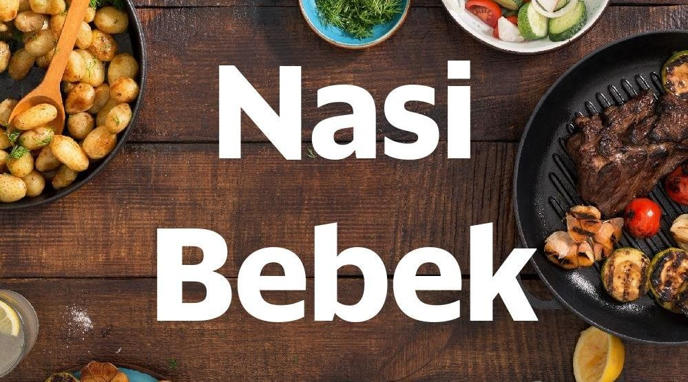 Menu & Review Nasi Bebek - Pademangan Timur