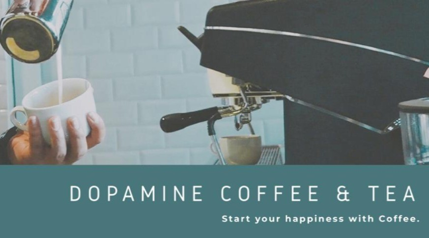 Menu & Review Dopamine Coffee And Tea - Mekarjaya - Depok 2