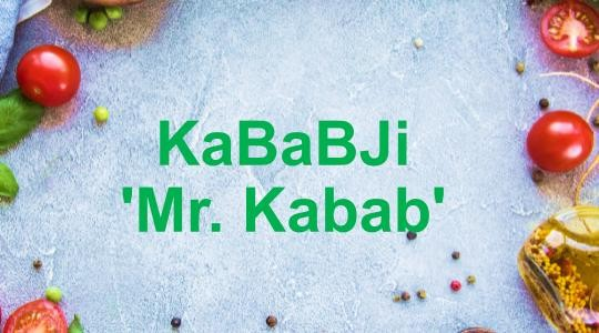 Menu & Review KaBaBJi 'Mr. Kabab' - Balekambang