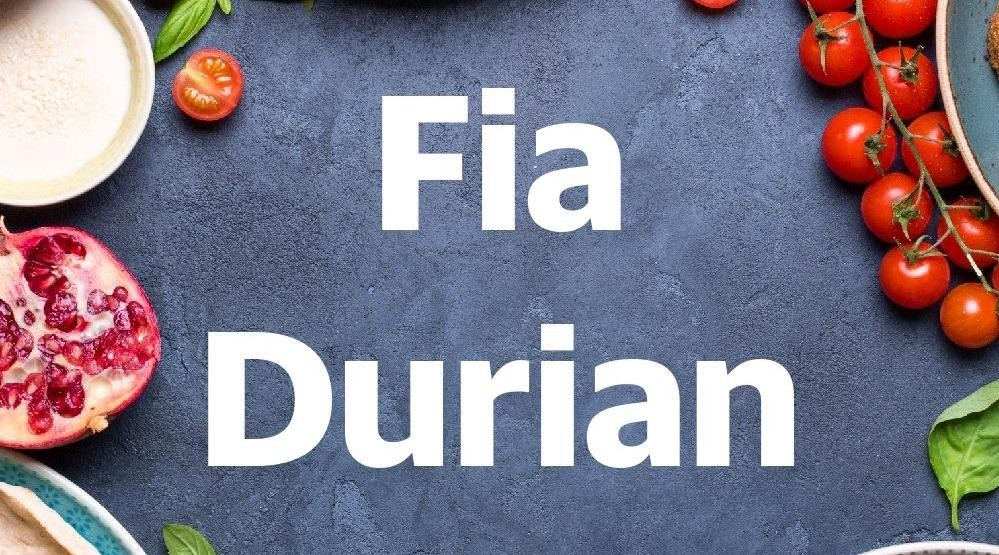 Menu & Review Fia Durian - Lubang Buaya
