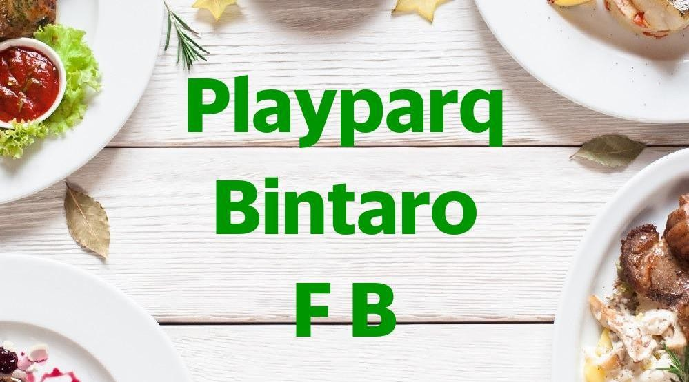 Menu & Review Playparq Bintaro F B - Bintaro - Bintaro