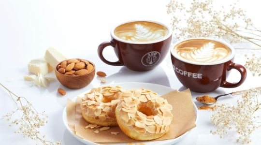 Menu & Review J.CO Donuts & Coffee - Cipinang Indah Mall