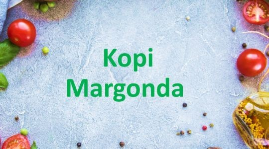 Menu & Review Kopi Margonda - Pondok Cina - Beji