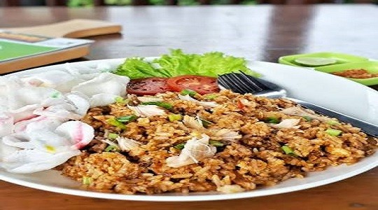 Menu & Review Nasi Goreng Gila Bang Safa - Jagakarsa