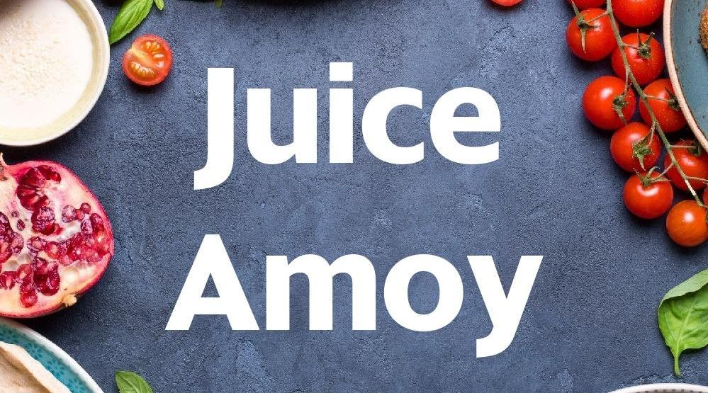 Menu & Review Juice Amoy - Pejagalan