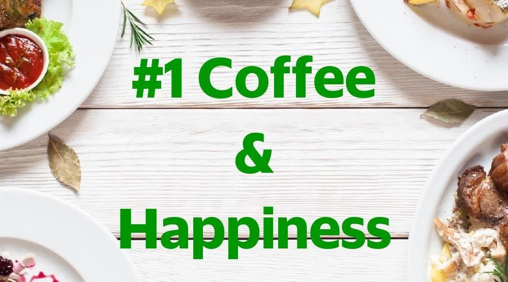 Menu & Review 1 Coffee & Happiness - Fatmawati