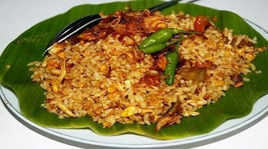 Menu & Review Nasi Goreng Spesial 'Mas Gendon' - Pluit