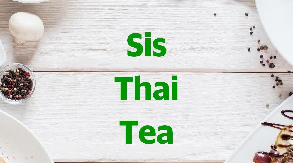 Menu & Review Sis Thai Tea - Kayu Putih
