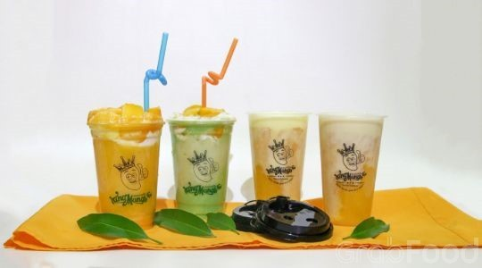 Menu & Review King Mango Thai - Transmart Yasmin Bogor - Bogor I