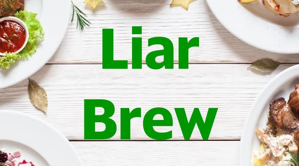 Menu & Review Liar Brew - Thamrin - Cipondoh