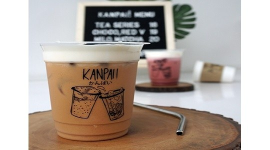 Menu & Review Kanpai id - Gandaria